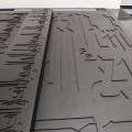 Aluminium & CNC  door 1